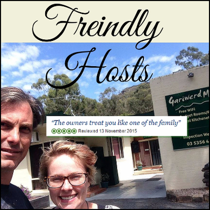Friendly Hosts